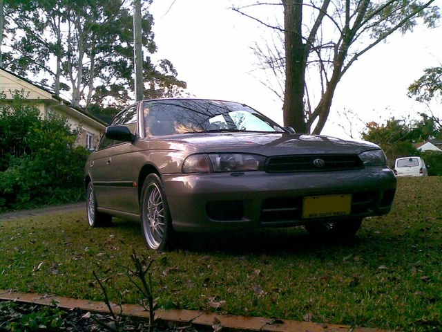 Picture of 1997 Subaru Liberty, exterior, gallery_worthy