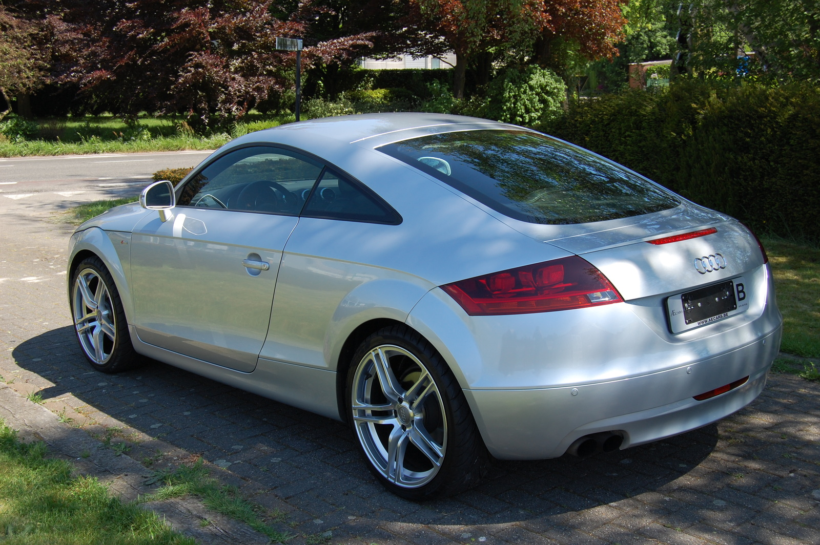 2008 audi tt exterior pictures cargurus. Black Bedroom Furniture Sets. Home Design Ideas