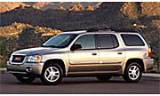 2004 GMC Envoy XUV Overview