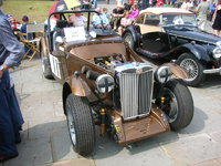 1947 MG TC Overview