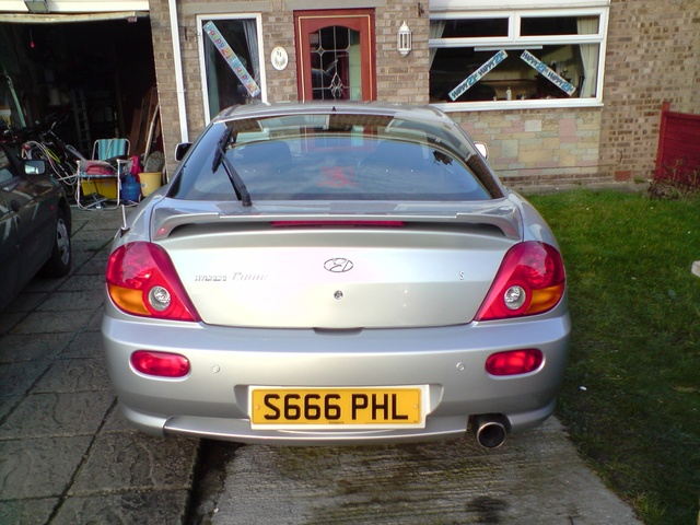 Picture of 2003 Hyundai Coupe