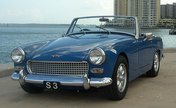 Picture of 1964 Austin-Healey Sprite, exterior, gallery_worthy