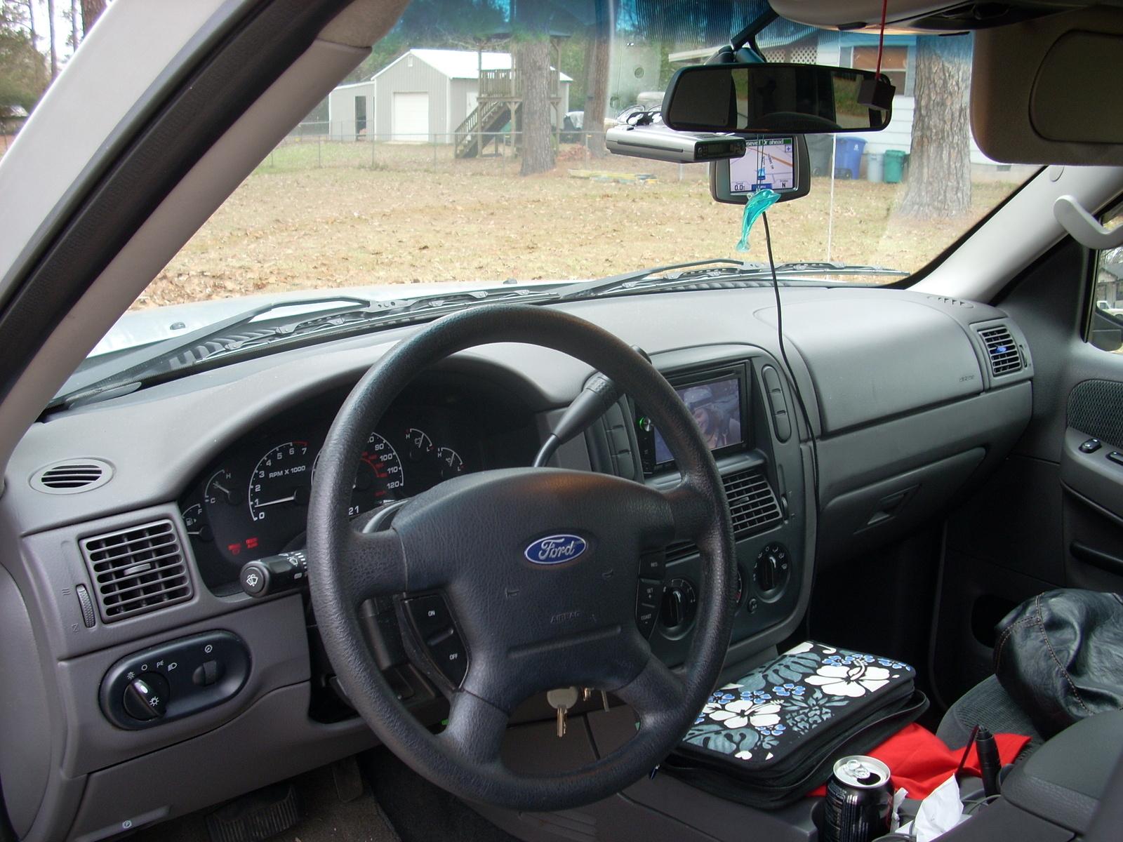2004 F 150 Interior Lights Stay On