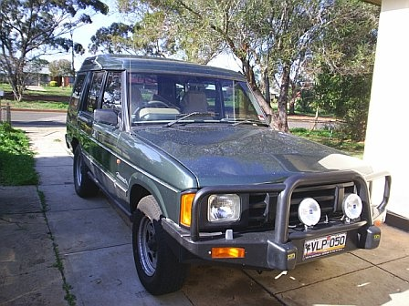 Picture of 1998 Land Rover Discovery