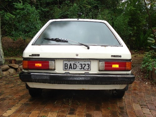 Picture of 1982 Mazda 323
