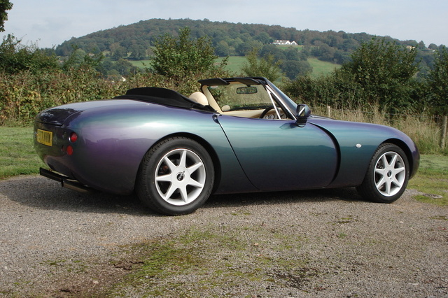 Picture of 2001 TVR Griffith, exterior