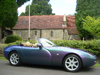 Picture of 2001 TVR Griffith