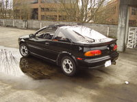 Picture of 1993 Nissan NX 2 Dr 2000 Hatchback, exterior
