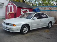 Picture of 1993 Mitsubishi Diamante 4 Dr LS Sedan, exterior, gallery_worthy
