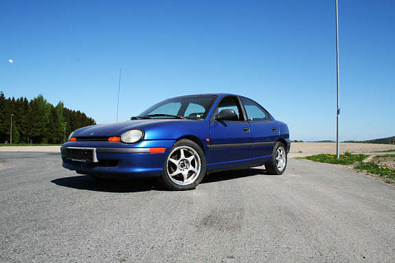1996 Dodge Neon Overview Cargurus