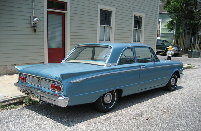 Picture of 1962 Mercury Comet, exterior