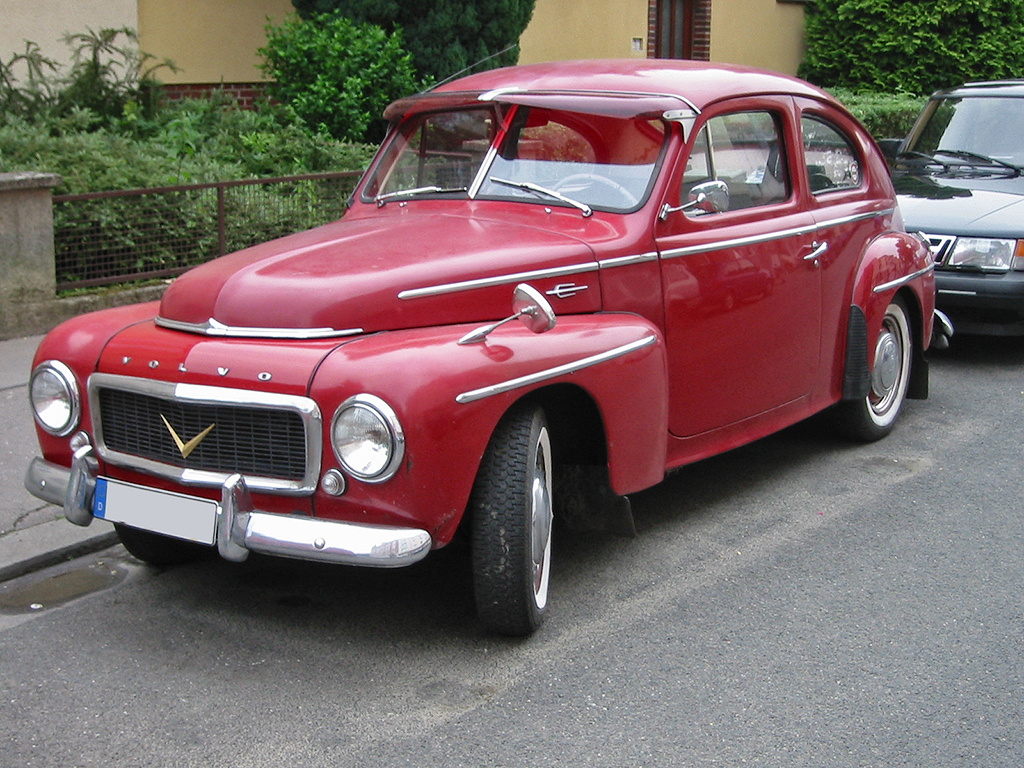 1952 Volvo PV444 - Overview - CarGurus