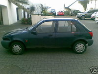 Picture of 1997 Ford Fiesta, gallery_worthy