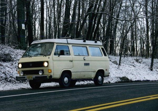 Picture of 1983 Volkswagen Vanagon