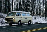 1983 Volkswagen Vanagon Picture Gallery