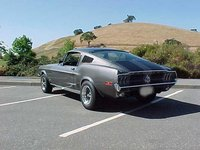 Picture of 1968 Ford Mustang GT Fastback RWD, exterior, gallery_worthy