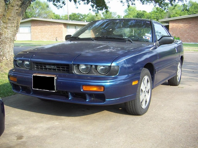 Picture of 1990 Isuzu Impulse 2 Dr XS Coupe, exterior