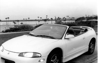 Picture of 1997 Mitsubishi Eclipse Spyder 2 Dr GS-T Turbo Convertible, exterior