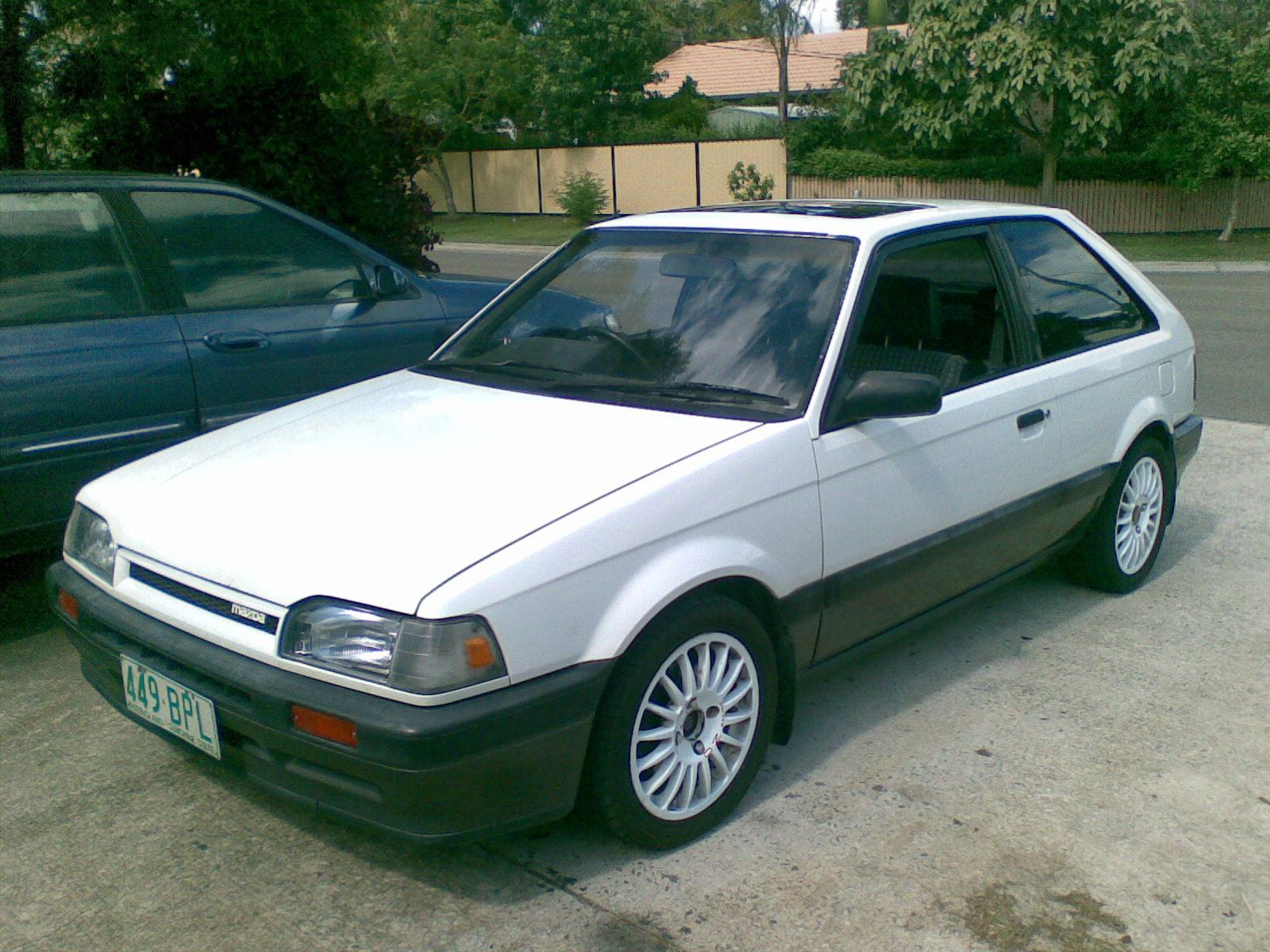 1988 Mazda 323 Pictures Cargurus