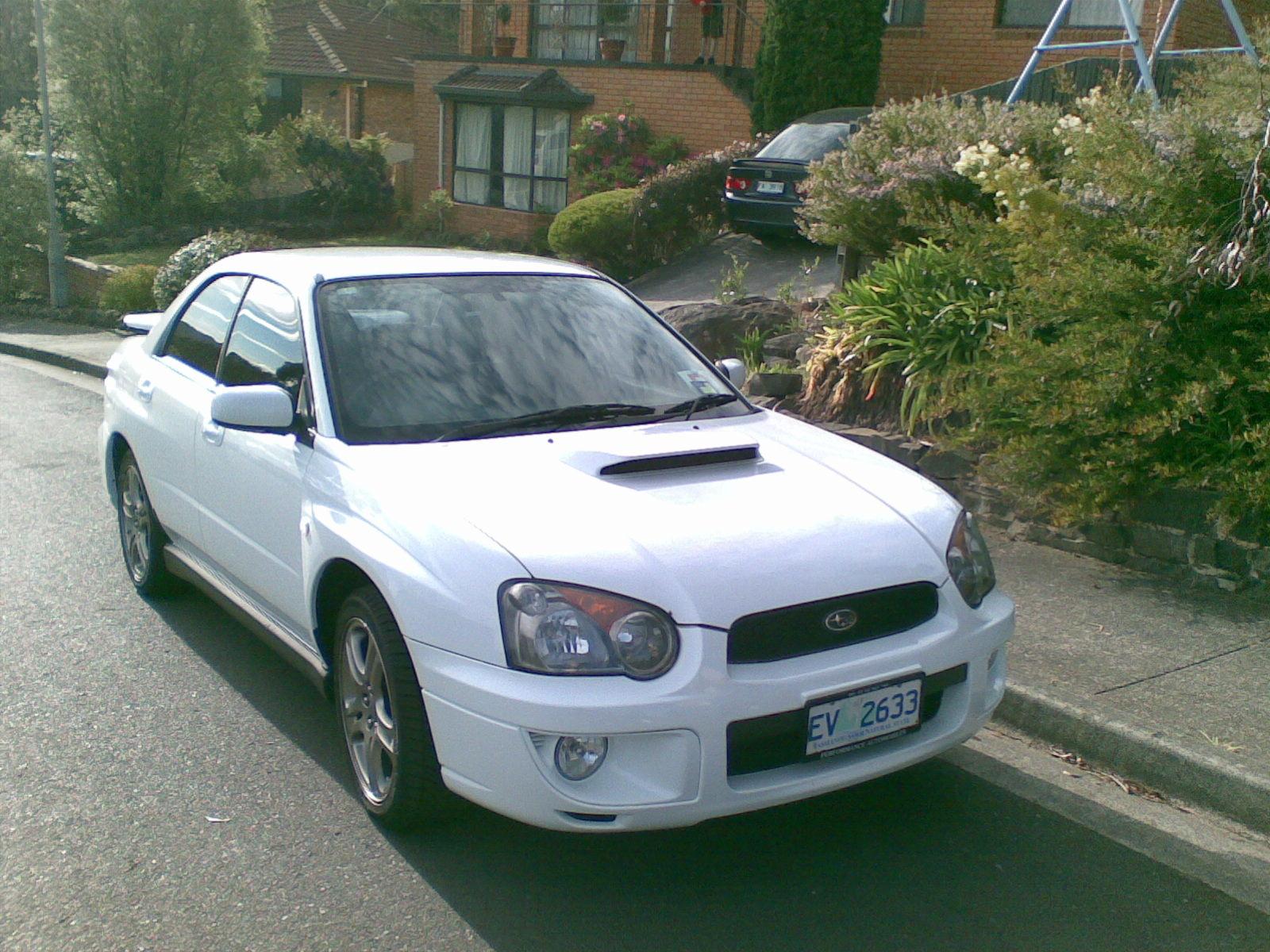 2004 Subaru Impreza Overview CarGurus