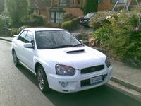2004 Subaru Impreza, 2003 Subaru Impreza WRX picture, exterior