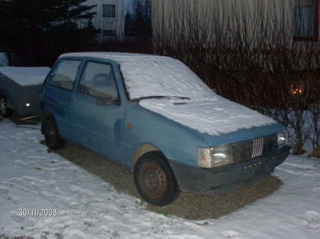 Picture of 1987 Fiat Uno, exterior