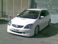 2005 Honda Civic Type R picture, exterior