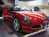 Picture of 2009 Alfa Romeo 8C Spider, exterior, gallery_worthy