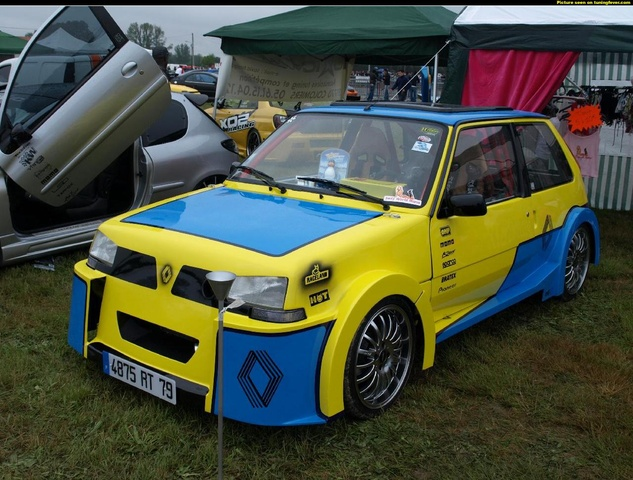 Picture of 1988 Renault 5, exterior, gallery_worthy