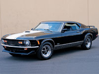 Picture of 1970 Ford Mustang Mach 1 Fastback RWD, exterior, gallery_worthy