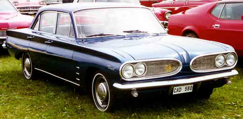 Picture of 1961 Pontiac Tempest, exterior