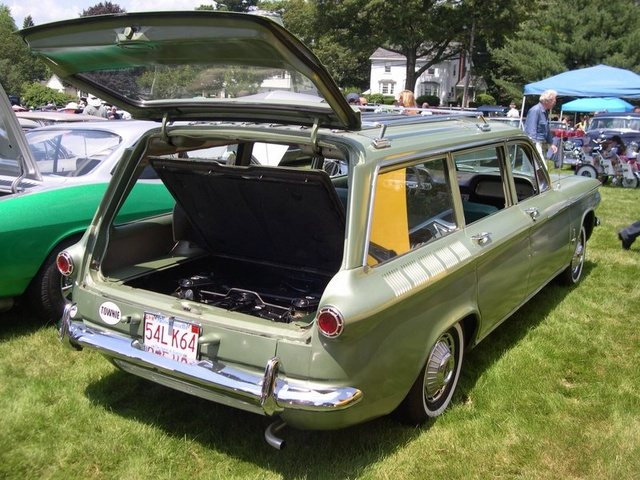 1962 Chevrolet Corvair Pictures