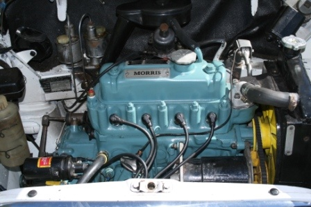 Picture of 1961 Morris Mini, engine