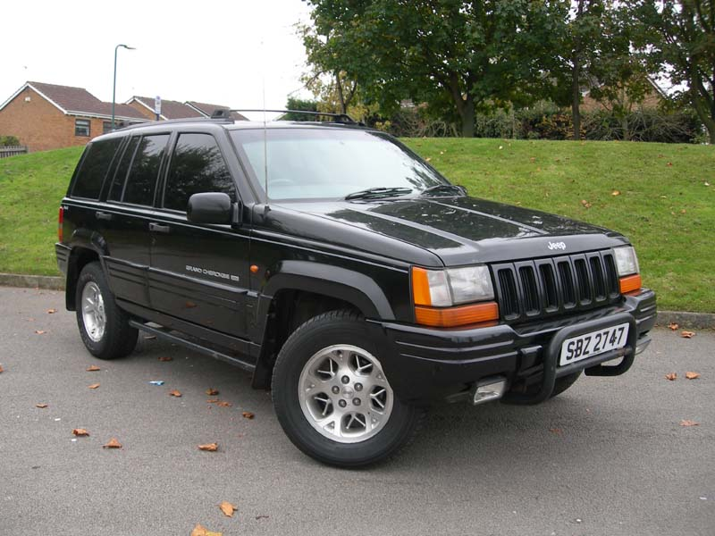 picture of 1997 jeep grand cherokee limited 4wd exterior. Cars Review. Best American Auto & Cars Review