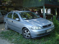Picture of 2001 Opel Astra, exterior
