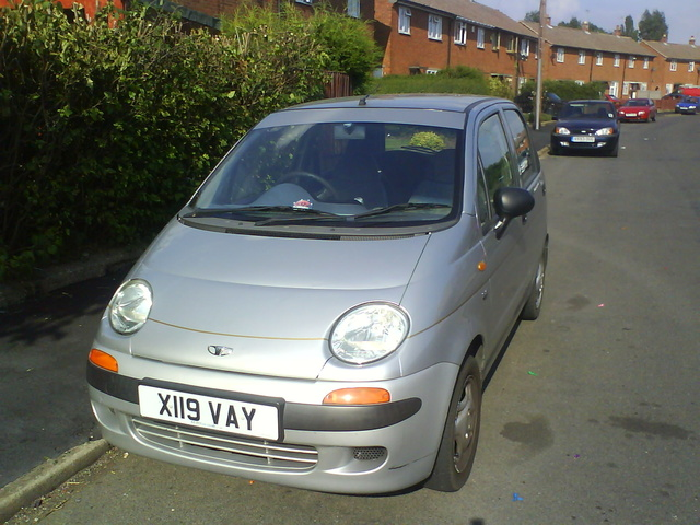 Picture of 2000 Daewoo Matiz, exterior