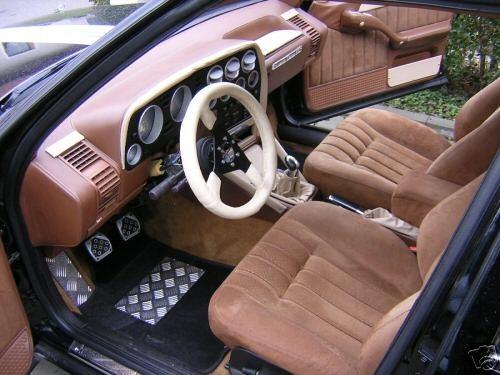 1993 Lancia Thema - Interior Pictures - CarGurus