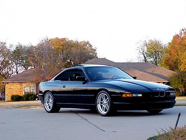 1995 Bmw 8 Series Pictures Cargurus