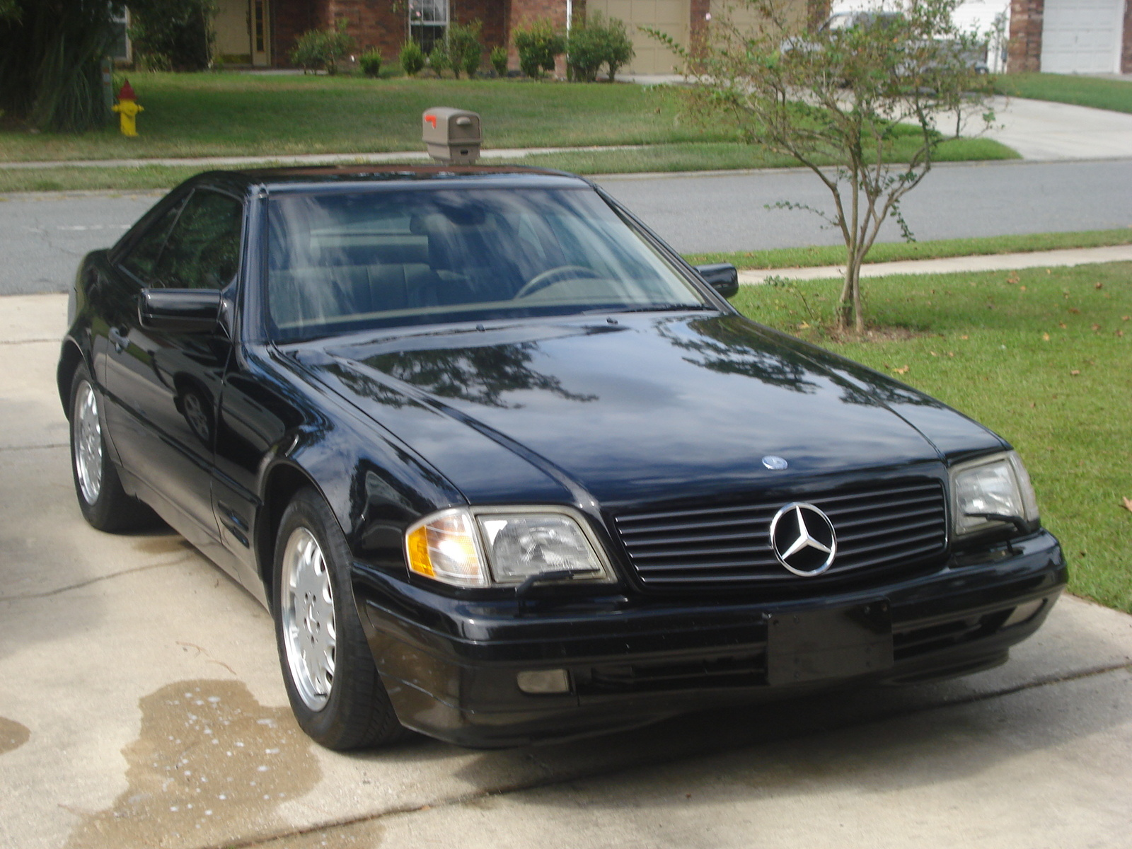 1998 mercedes benz sl class pictures cargurus For1998 Mercedes Benz Sl500