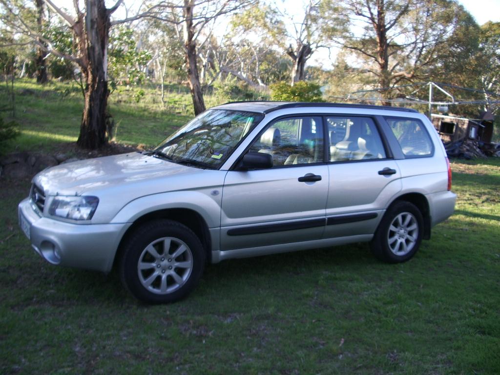 2004 Subaru Forester Exterior Pictures Cargurus