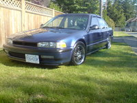 Picture of 1991 Honda Accord Coupe EX, exterior, gallery_worthy