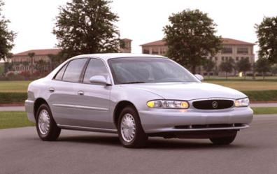 2003 Buick Century Base picture
