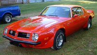 1974 Pontiac Firebird, This is her, Ms.  Illusion on July 30th 2008, restoration completed, exterior
