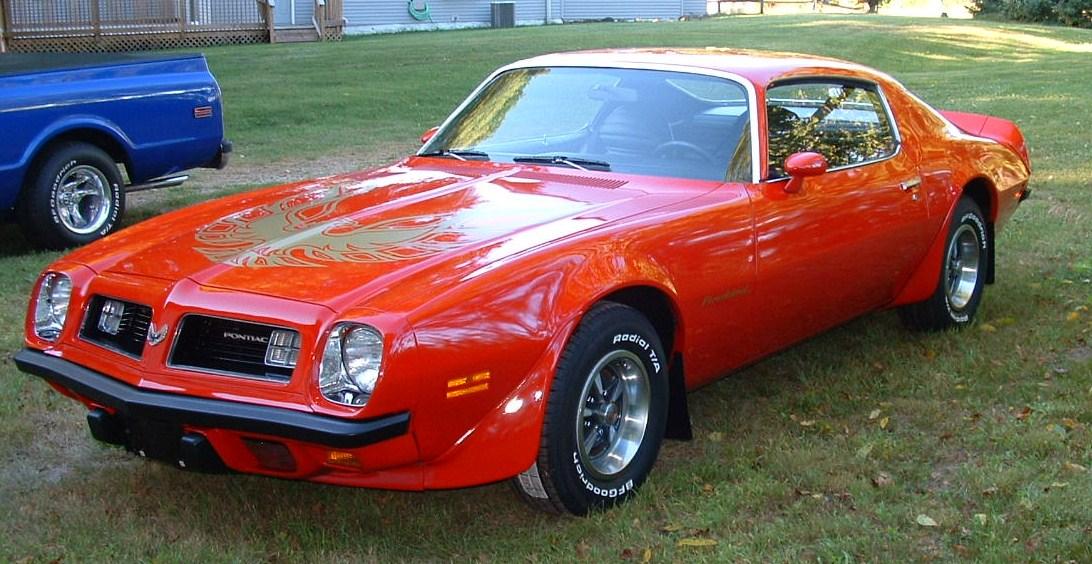 Used Cars Phoenix >> 1974 Pontiac Firebird - Pictures - CarGurus