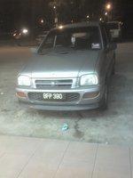 1999 Perodua Kancil Overview