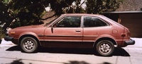 1980 Honda Accord 2 DR Hatchback picture, exterior