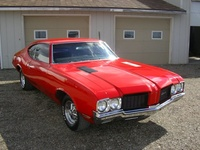 1971 Oldsmobile Cutlass, 1975 Oldsmobile Cutlass picture, exterior