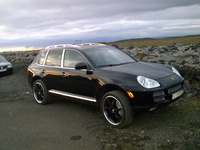 Picture of 2004 Porsche Cayenne S, exterior
