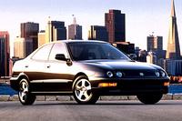 1997 Acura Integra 4 Dr LS Sedan picture, exterior