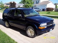 Picture of 2000 Chevrolet Blazer Trailblazer 4-Door 4WD, exterior, gallery_worthy